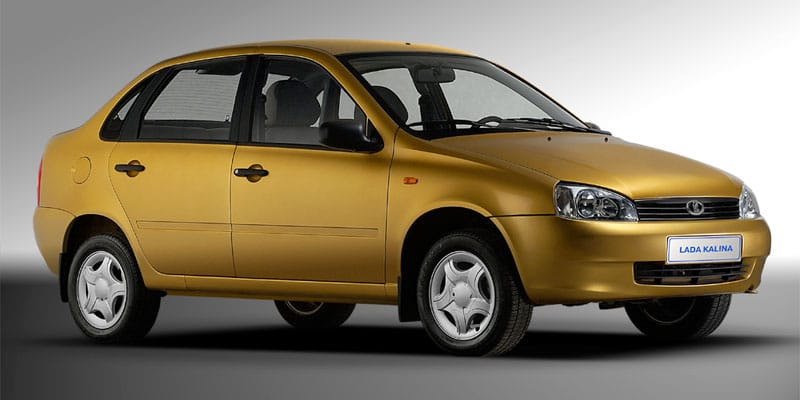 Lada Kalina má lepší jízdní vlastnosti, AvtoVaz ji vylepšuje