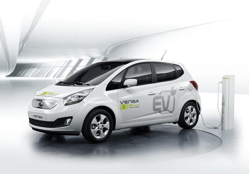 Další české auto: Kia Venga se začala vyrábět v Nošovicích