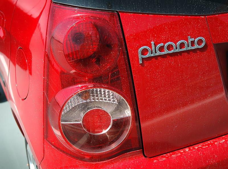 Kia Picanto 1.0 Activ Plus: volba pro město