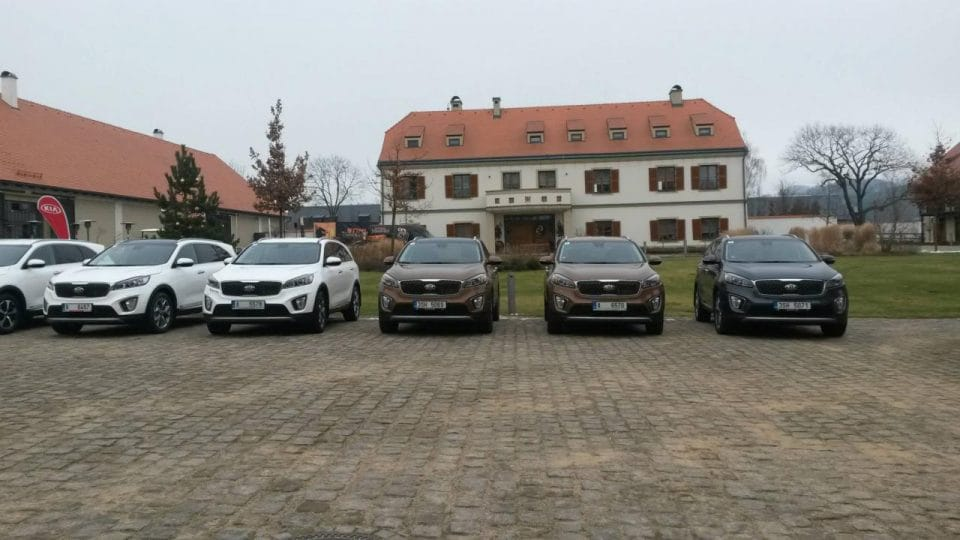 Kia Sorento 2015 je v Česku, začíná na 910 tisících