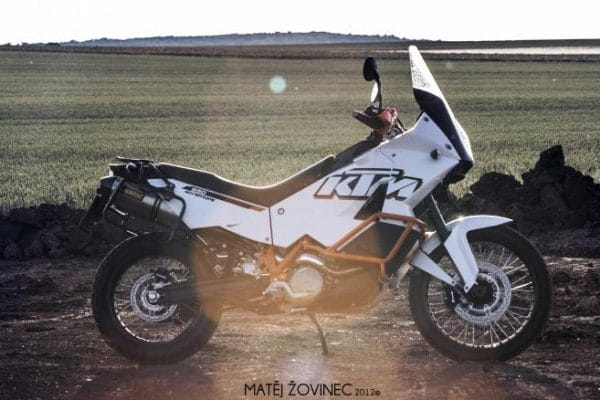 KTM Adventure 990: na dohled k Dakaru