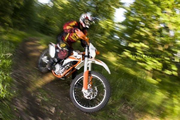 KTM Freeride 350: skoro-kroska