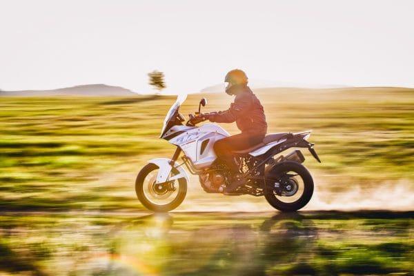 KTM Super Adventure 1290: obr, který nekouše