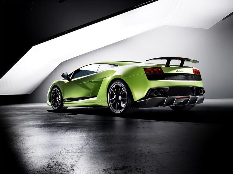 Ženeva 2010: Lamborghini Gallardo 570-4 Superleggera