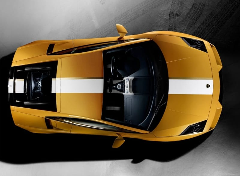 Lamborghini Gallardo LP550-2: pro opravdové řidiče