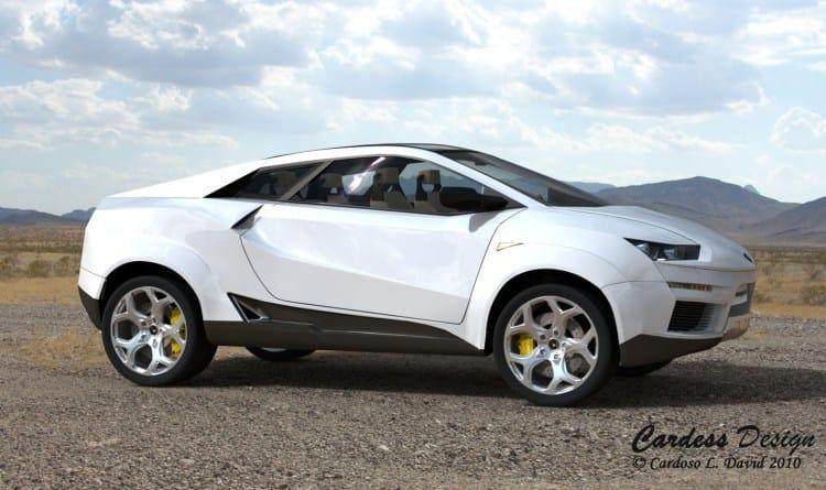 Lamborghini Conquisto: no to snad ne!