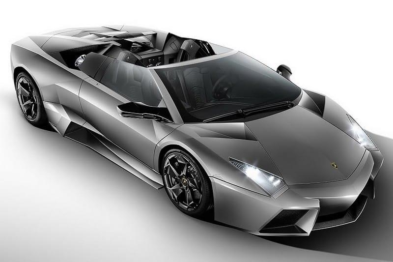 Lamborghini Reventón Roadster: otevřená stíhačka