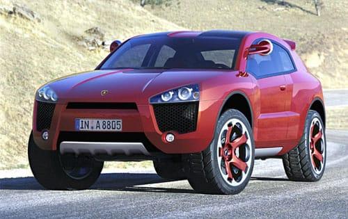 Lamborghini vyvíjí sportovní SUV. Na základě Audi Q5 a Porsche Cajun