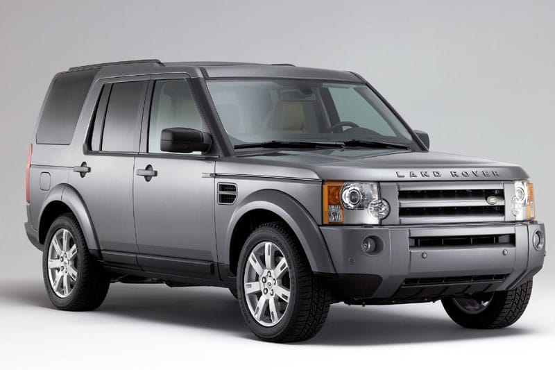 Facelift pro Land Rover Discovery: najdete pět rozdílu?