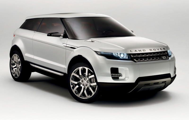 Land Rover dostane od vlády 27 milionů liber na LRX
