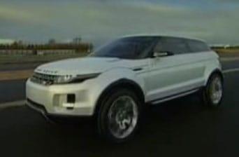 VIDEO: Koncept Land Rover LRX v pohybu