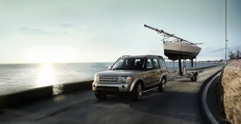 Land Rover Discovery 4 dostal nový automat s osmi stupni