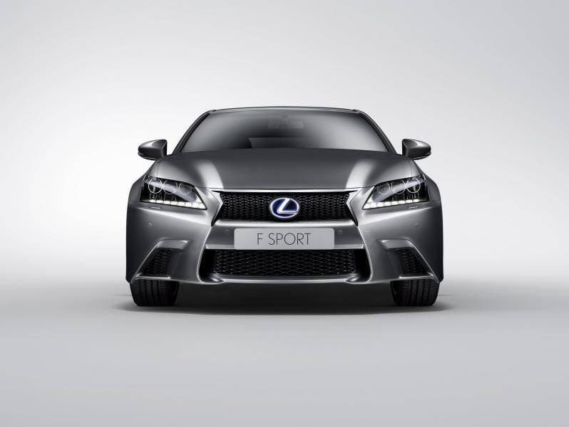 Lexus GS 450h F Sport: zatím jen design