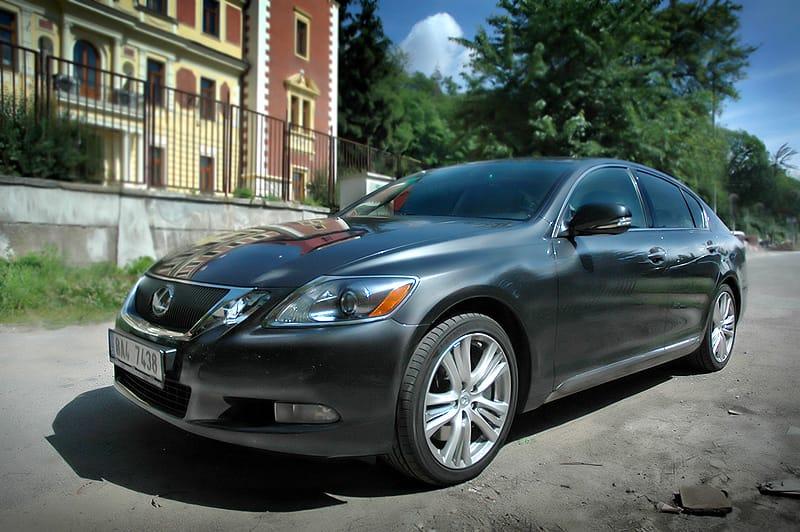 Lexus GS 450h: jistě, pane ministře