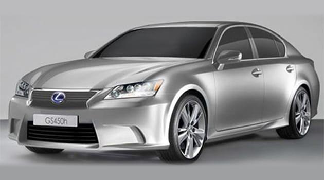 Lexus GS: tak vypadá nová generace. Zatím neoficiálně