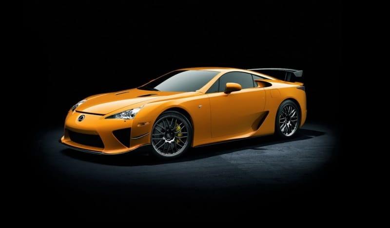 Lexus LFA Special Edition: je to vůbec nutné?