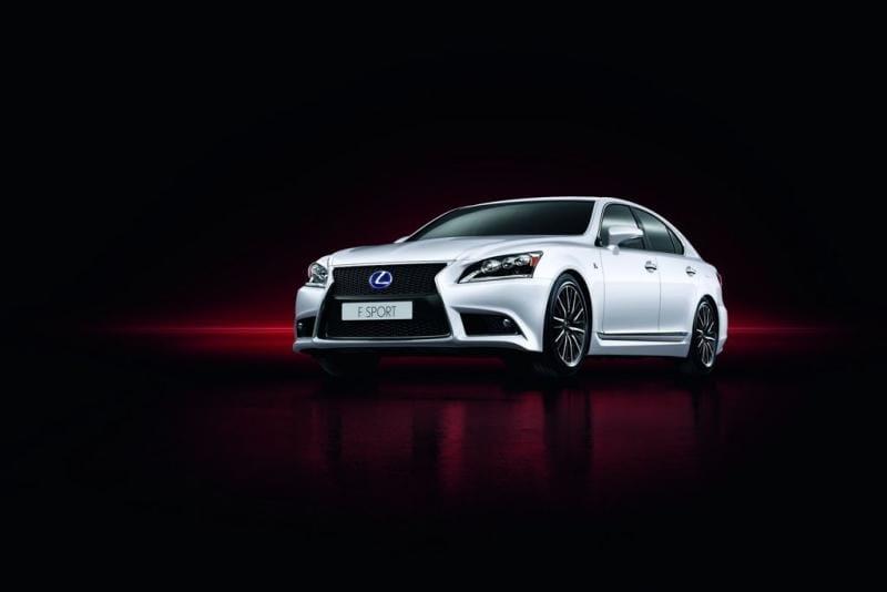 Nová generace top limuzíny: Lexus LS