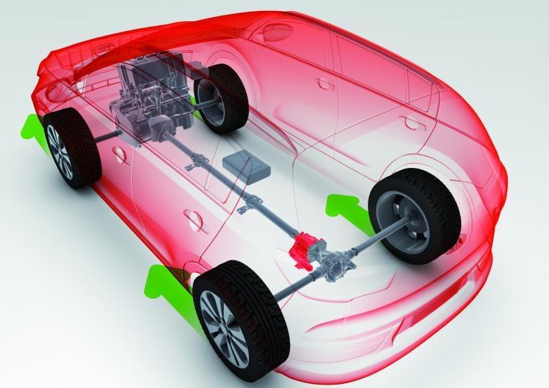 Kia Sportage dostane nový pohon všech kol Dynamax AWD