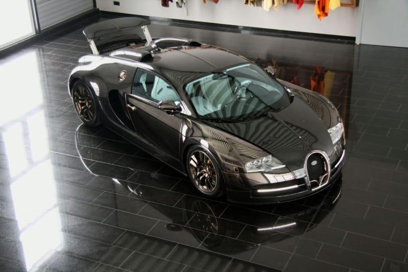 OBRAZEM: Unikátní Mansory Bugatti Veyron Vincero