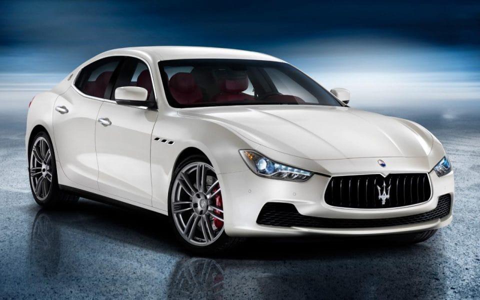 Operativní leasing podle Maserati: Ghibli za 28 tisíc měsíčně
