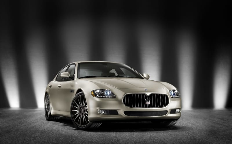 Maserati Quattroporte Sport GT S Awards Edition: luxus na druhou