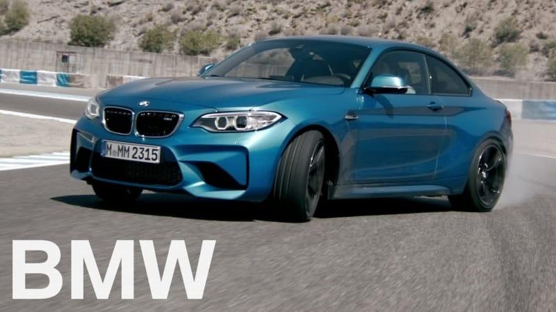 VIDEO: První BMW M2 v akci