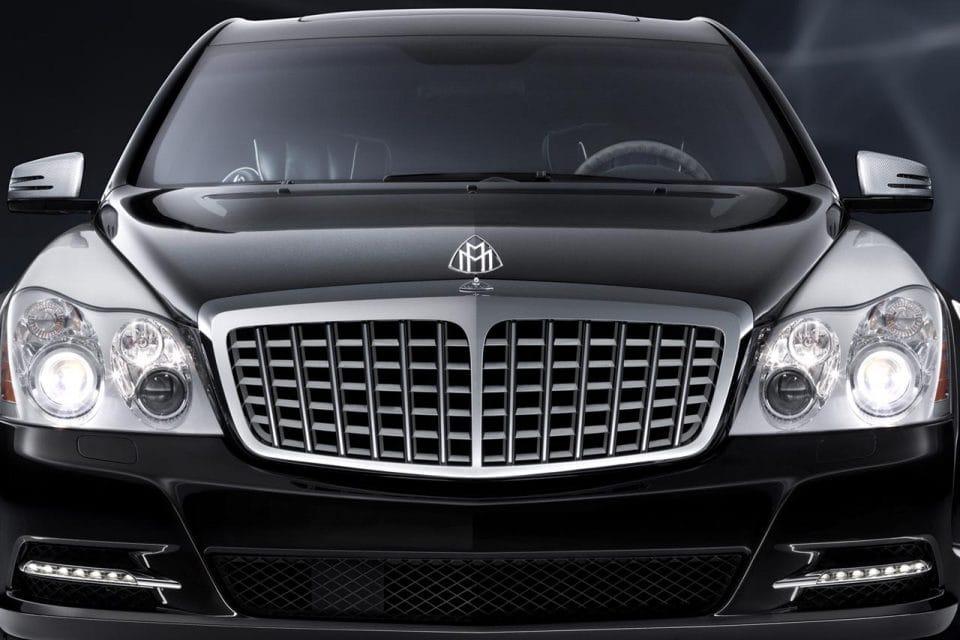 Mercedes-Benz chystá luxusní SUV se značkou Maybach