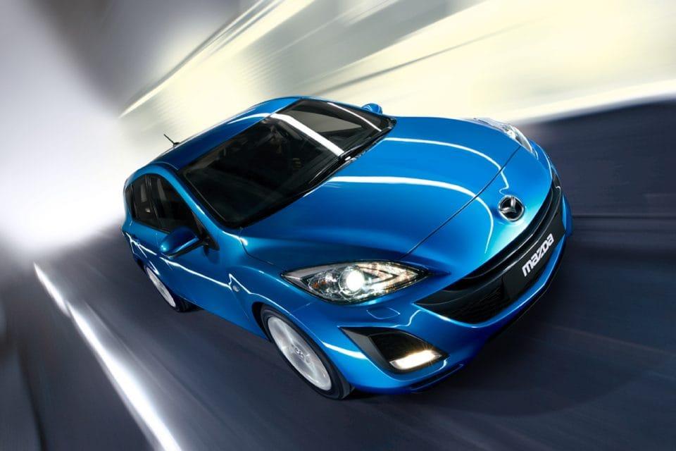 Nová Mazda 3 se chystá na představení do Boloně