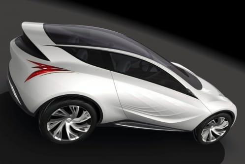 Mazda Kamazai: odhalí se už dnes?