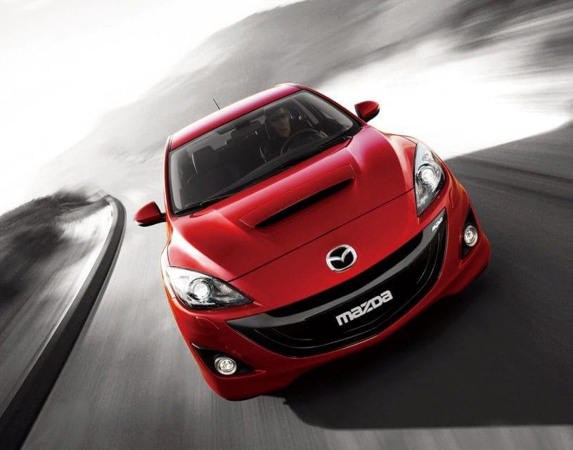 VIDEO: Mazda 3 MPS na prvních záběrech