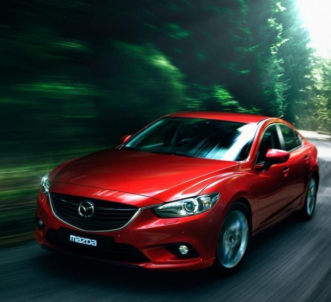 Mazda6 třetí generace byla představena