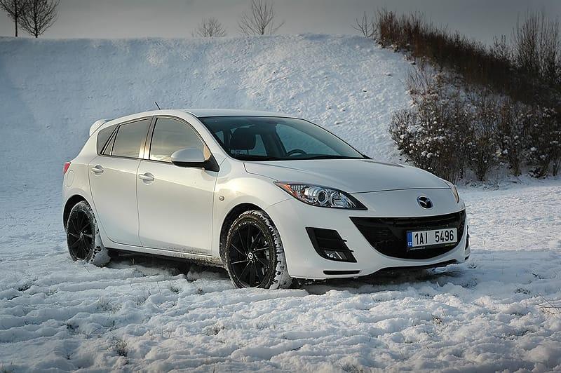 Mazda 3 2.0 MZR i-stop: hladový fešák