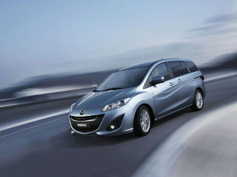 Mazda 5: třetí generace se představí v Ženevě