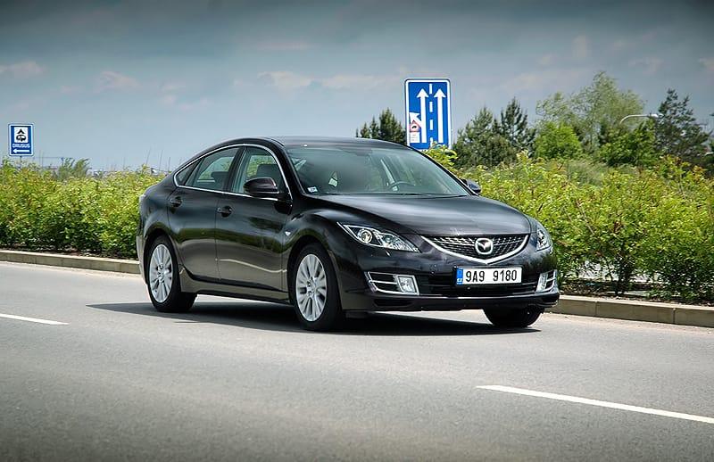 Mazda 6 2.2 MZR-CD: repete pro auto roku