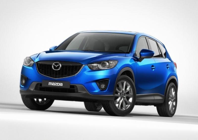 Mazda CX-5: první Mazda dle konceptu Skyactiv