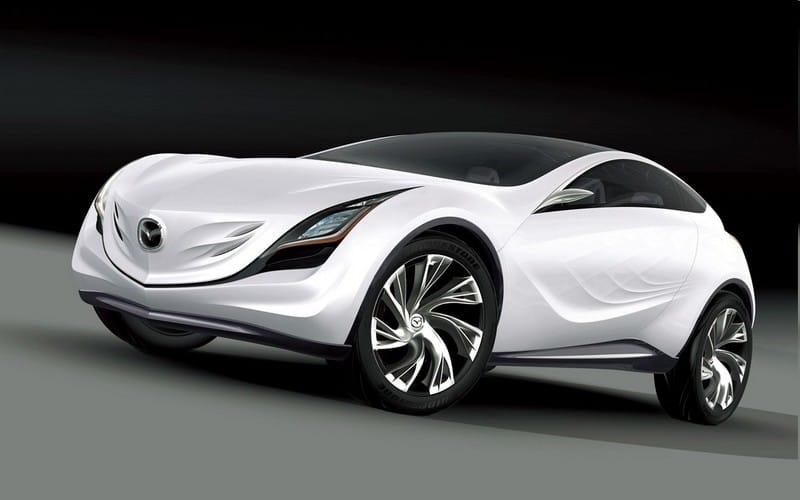 Mazda Kazamai: budoucnost se představila