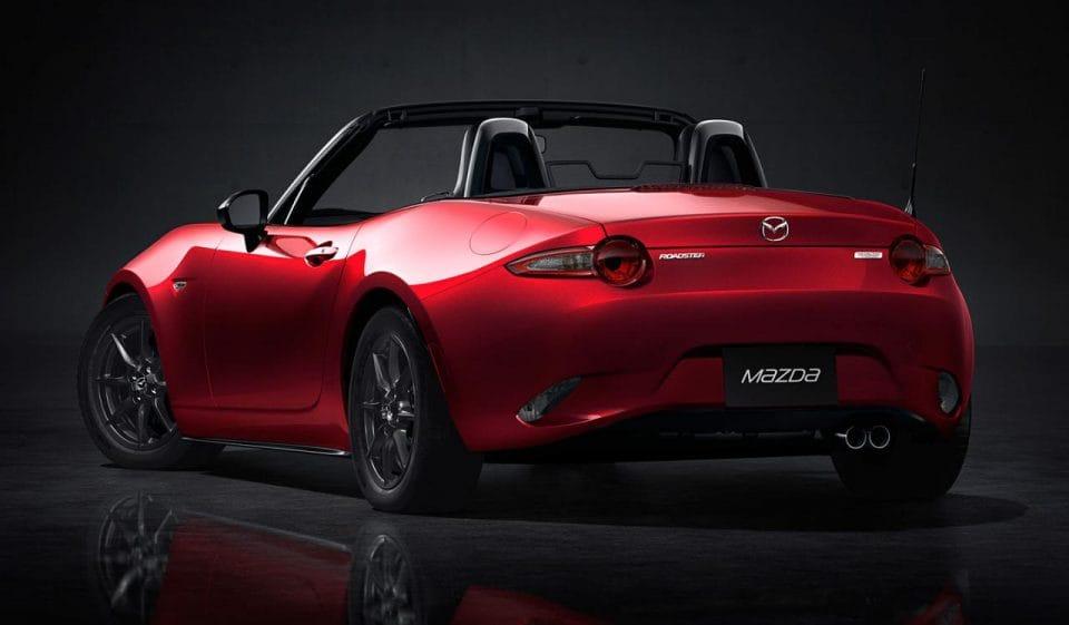 Mazda MX-5 se už prodává v Japonsku. Vyjde na 530 tisíc