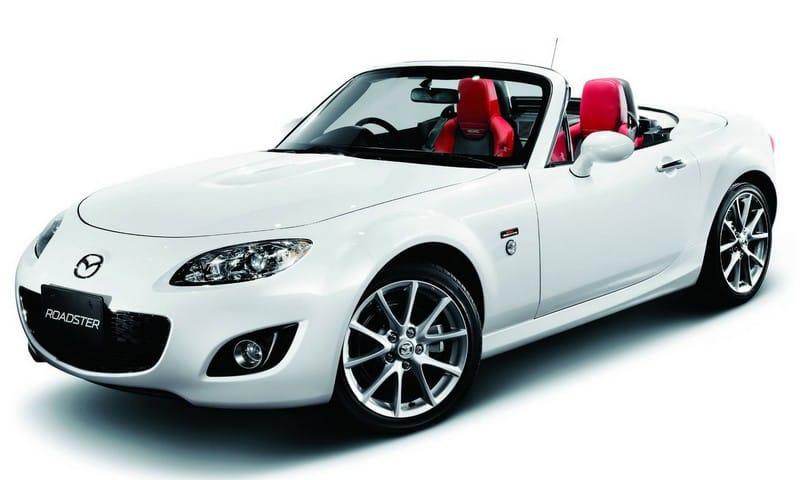 Mazda MX-5 20th Anniversary: slaví se dvacáté výročí