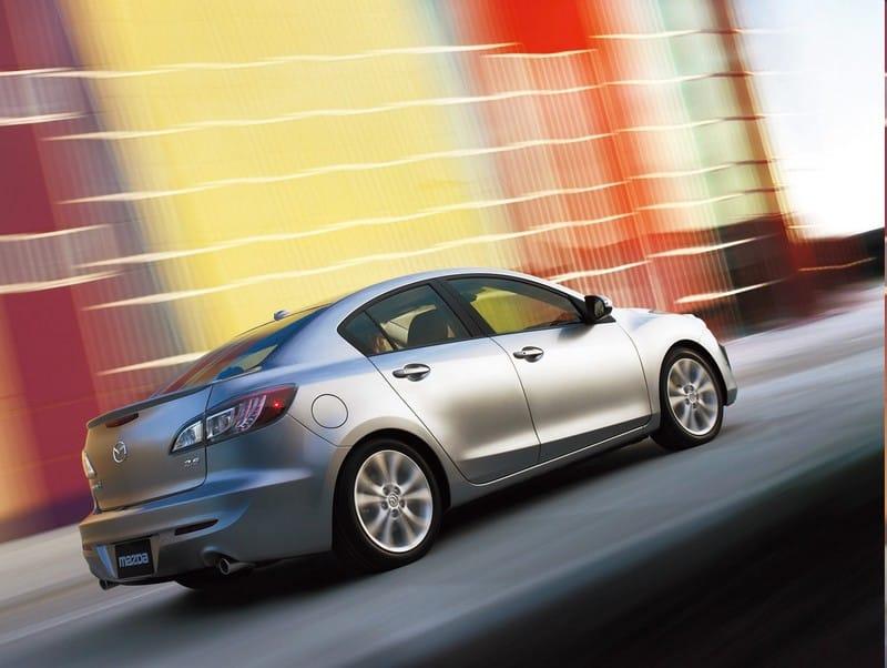 Nová Mazda 3: první oficiální fotografie a video