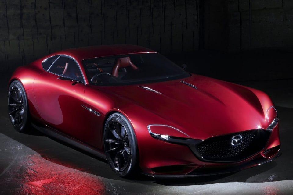 Mazda RX-Vision: koncept s inovovaným motorem Wankel