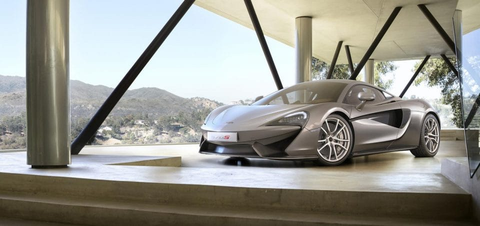 McLaren 570S Coupé: nejlevnější supersport značky