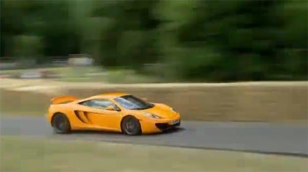 VIDEO: McLaren MP4-12C v rukách světových šampionů F1