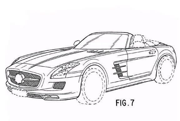 Mercedes-Benz SLS AMG Roadster: supersport přijde o střechu