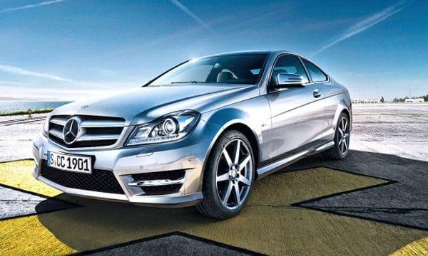 Mercedes-Benz připravuje C Coupé. Máme první fotky