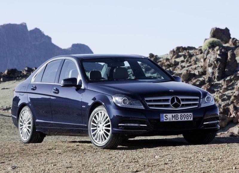 Mercedes-Benz C po faceliftu: první fotky!