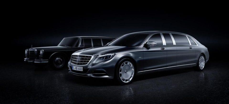 Mercedes-Maybach Pullman: vítejte krále!