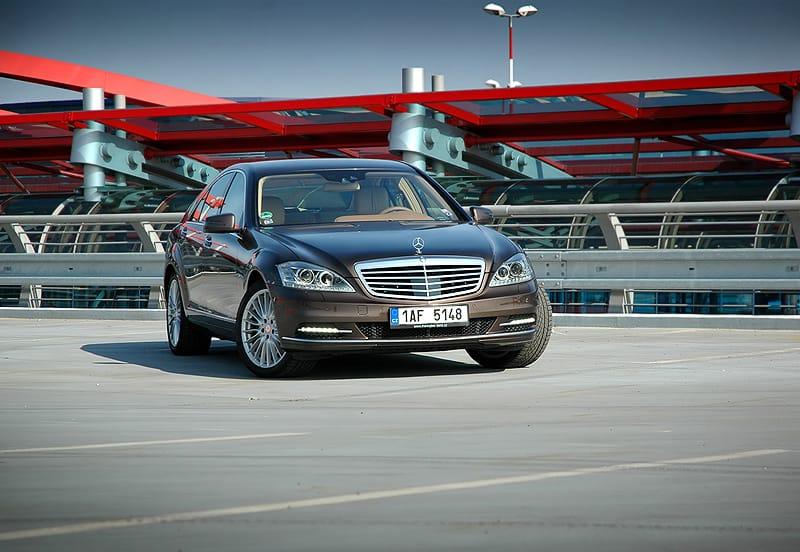 Mercedes-Benz S400 Hybrid: ve jménu pokroku