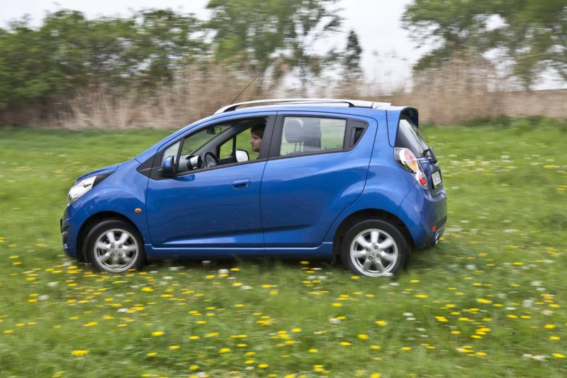 Chevrolet Spark 1.2: příliš velké malé auto