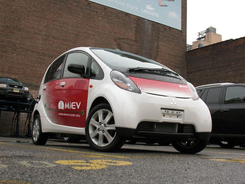 PSA bude v Evropě prodávat elektrický Mitsubishi MiEV