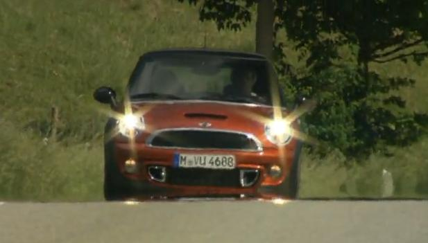 VIDEO: Mini Cooper S po faceliftu se představuje